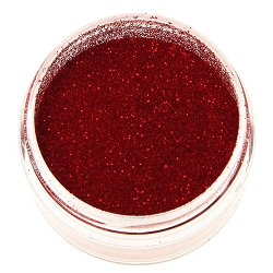 Creative Expressions - Cosmic Shimmer Embossing Powder - Brilliant Sparkle Ruby Slippers