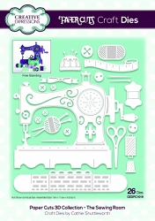 Creative Expressions - Die - Paper Cuts Collection The Sewing Room