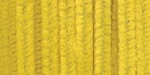 Darice-6mm Chenille Stems-Yellow