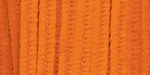 Darice-6mm Chenille Stems-Orange