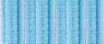 Darice-6mm Chenille Stems-Light Blue