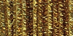 Darice-6mm Chenille Stems-Tinsel Gold