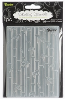 Darice-Embossing Folder- (Size A2) - Bamboo