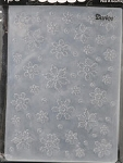 Darice - Embossing Folder - Snowflake (Size A2)