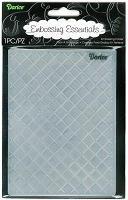 Darice Embossing Folder (Size A2) - Wire Fence