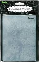 Darice Embossing Folder (Size A2) - Snowflakes