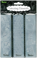 Darice Embossing Folder - (Size:  1 1/2