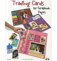 Design Originals - Trading Cards for Scrapbook Pages by Mary Kaye Seckler