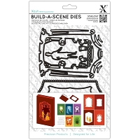 DoCrafts - Xcut Die - Build-A-Scene Shadow Box Theatre
