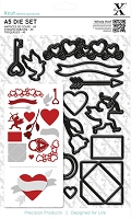 DoCrafts - Xcut Die - Love Icons