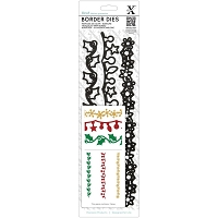 DoCrafts - Xcut Die - Christmas Borders