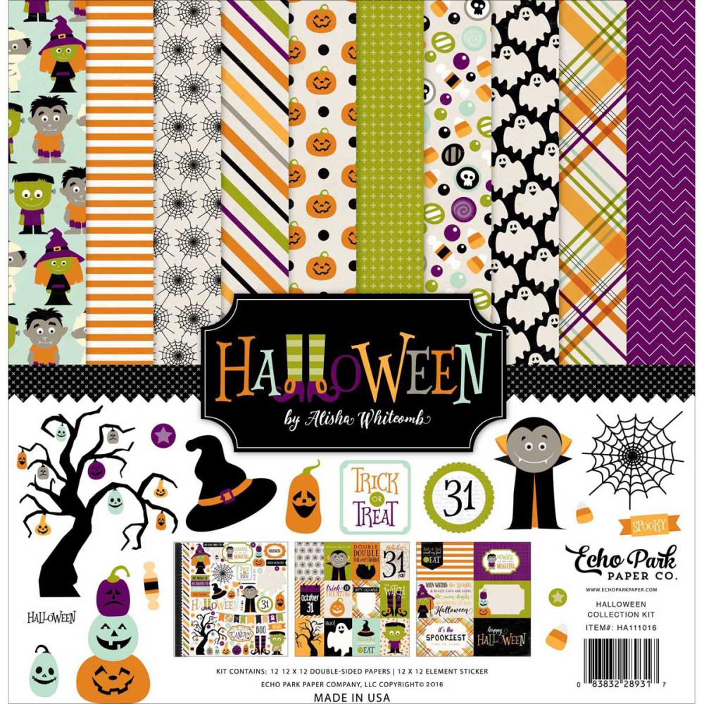 Echo Park - Halloween Collection