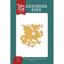 Echo Park - Designer Dies - Once Upon A Time Prince Mighty Dragon Die