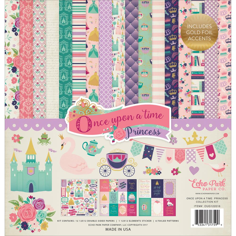 Echo Park - Once Upon A Time Princess Collection