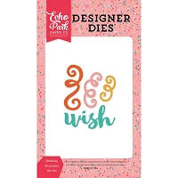 Echo Park - Designer Dies - Party Time Birthday Streamers