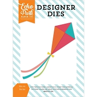 Echo Park - Designer Dies - Summer Party Kite #2