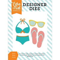 Echo Park - Designer Dies - Summer Party Beach Bikini