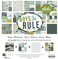 Echo Park - Boys Rule Mini Collection