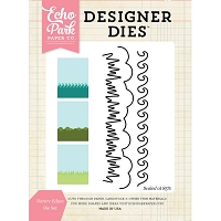 Echo Park - Designer Dies - Nature Edges