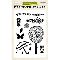 Echo Park - new Designer Clear Stamp sets