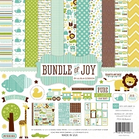 Echo Park - Boy Bundle of Joy Collection
