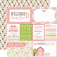 Echo Park - Bundle Of Joy A New Addition Collection - Welcome Baby Girl