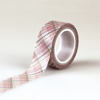 Echo Park - Bundle Of Joy A New Addition Collection - Washi Tape Plaid
