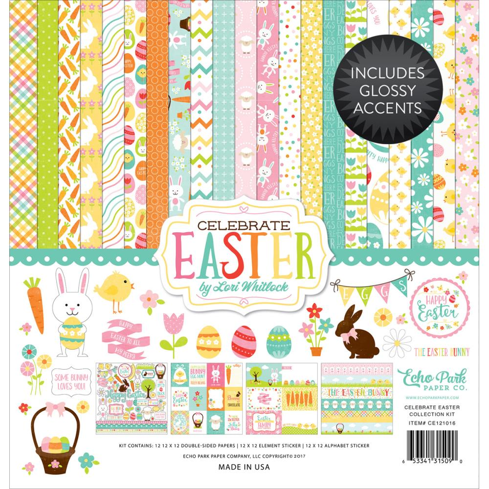 Echo Park - Celebrate Easter Collection