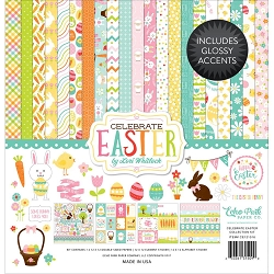 Echo Park - Celebrate Easter Collection - Collection Kit
