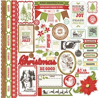 Echo Park Paper - This & That Christmas Collection by Lori Whitlock - 12
