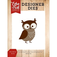 Echo Park - Designer Dies - Fall Is In The Air - Wise Owl