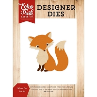 Echo Park - Designer Dies - Fall Is In The Air - Mr. Fox
