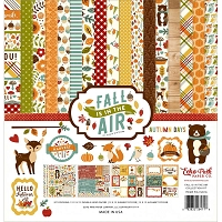 Echo Park - Fall Is In The Air Collection - Collection Kit