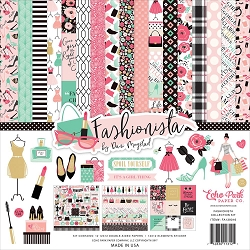 Echo Park - Fashionista Collection  - Collection Kit