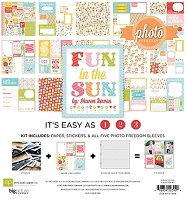 Echo Park - Photo Freedom - Fun in the Sun by Sharon Rowan - Collection Kit