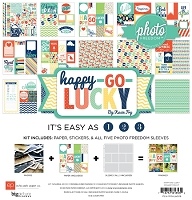 Echo Park - Photo Freedom Happy Go Lucky Collection