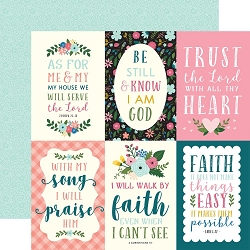 Echo Park - Have Faith Collection - 12