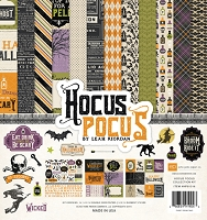 Echo Park - Hocus Pocus collection