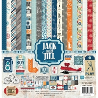 Echo Park - Jack and Jill Boy Collection