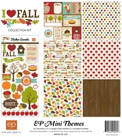 Echo Park - I Heart Fall Mini Collection
