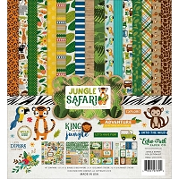 Echo Park - Jungle Safari Collection - Collection Kit