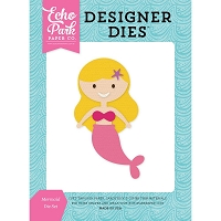 Echo Park - Designer Dies - Let's Be Mermaids - Mermaid