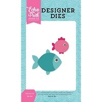Echo Park - Designer Dies - Let's Be Mermaids - Fish #2