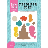 Echo Park - Designer Dies - Let's Be Mermaids - Mermaid Kisses