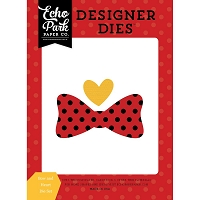 Echo Park - Designer Dies - Magical Adventure - Bow & Heart