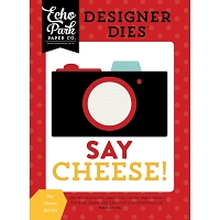 Echo Park - Designer Dies - Magical Adventure - Say Cheese