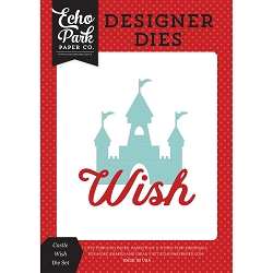 Echo Park - Designer Dies - Magic and Wonder Castle Wish Die