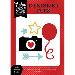 Echo Park - Designer Dies - Magic and Wonder Make Memories Die
