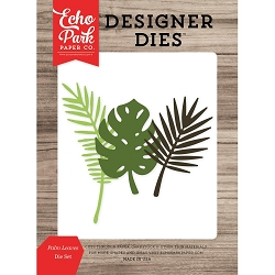 Echo Park - Designer Dies - Palm Leaves