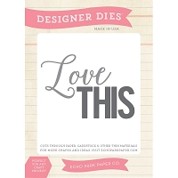Echo Park - Designer Dies - Love This